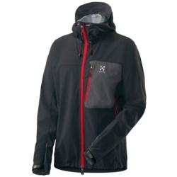 Haglofs Vig Hooded Jacket - Soft Shell (For Men)
