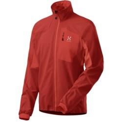 Haglofs Lizard  Soft Shell Jacket (For Men)