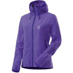 Haglofs Boa Hooded Jacket - Soft Shell (For Women)