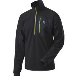 Haglofs Lizard Soft Shell Jacket - Pullover (For Men)