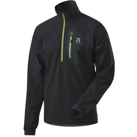 Haglofs Lizard Soft Shell Jacket - Pullover (For Men)
