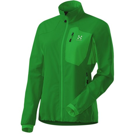 Haglofs Lizard  Soft Shell Jacket (For Women)