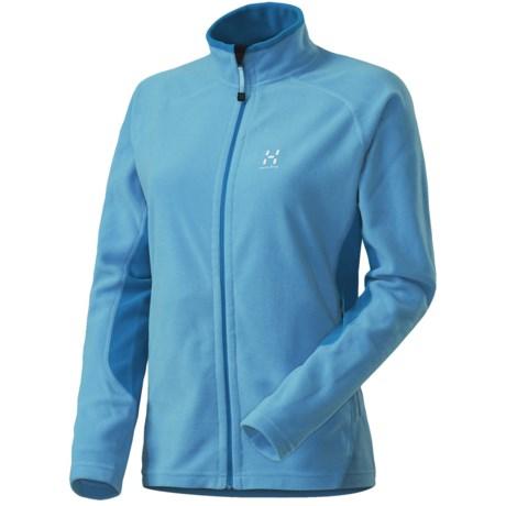 Haglofs Iso Fleece Jacket (For Women)