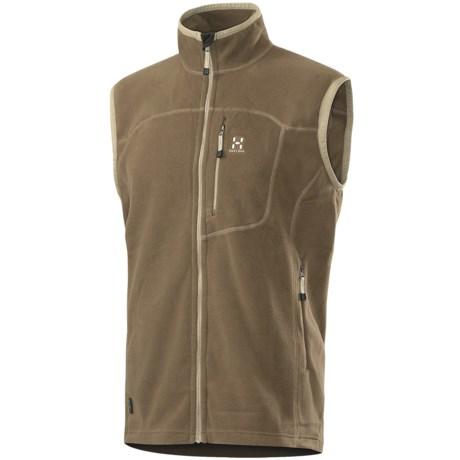 Haglofs Micro Polartec® Fleece Vest (For Men)