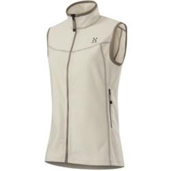 Haglofs Micro Q Polartec® Fleece Vest (For Women)