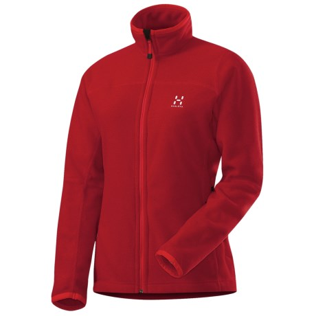 Haglofs Isogon Jacket - Polartec® Thermal Pro® Fleece (For Women)