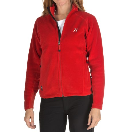 Haglofs Frost II Q Jacket - Polartec® Thermal Pro® Fleece (For Women)