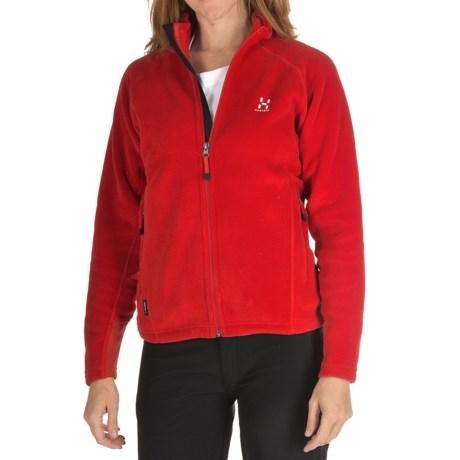 Haglofs Frost II Q Jacket - Polartec® Thermal Pro® Fleece (For Women)