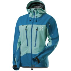 Haglofs Spitz Gore-Tex® Pro Shell Jacket - Waterproof (For Women)