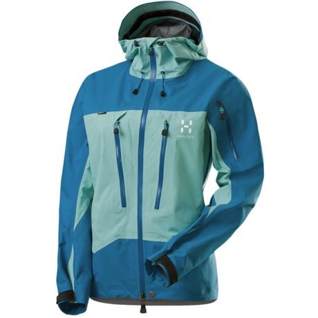 Haglofs Spitz Gore-Tex® Pro Shell Jacket - Waterproof (For Women)