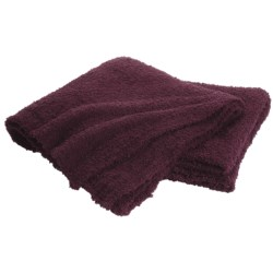 Colorado Clothing Shaggy Chic Chenille Throw Blanket- 60x70""