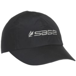 Sage Long Bill Hat - Waterproof