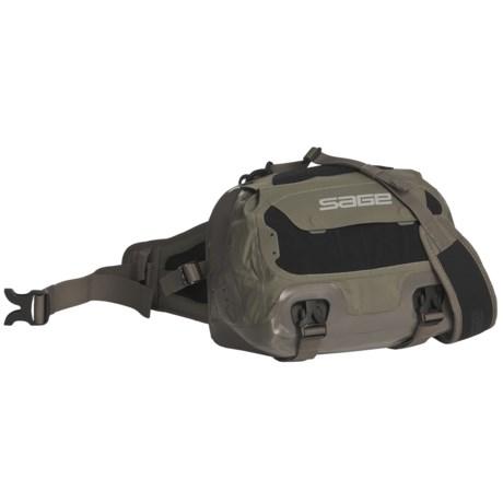 Sage DXL Typhoon Waist Pack - Large