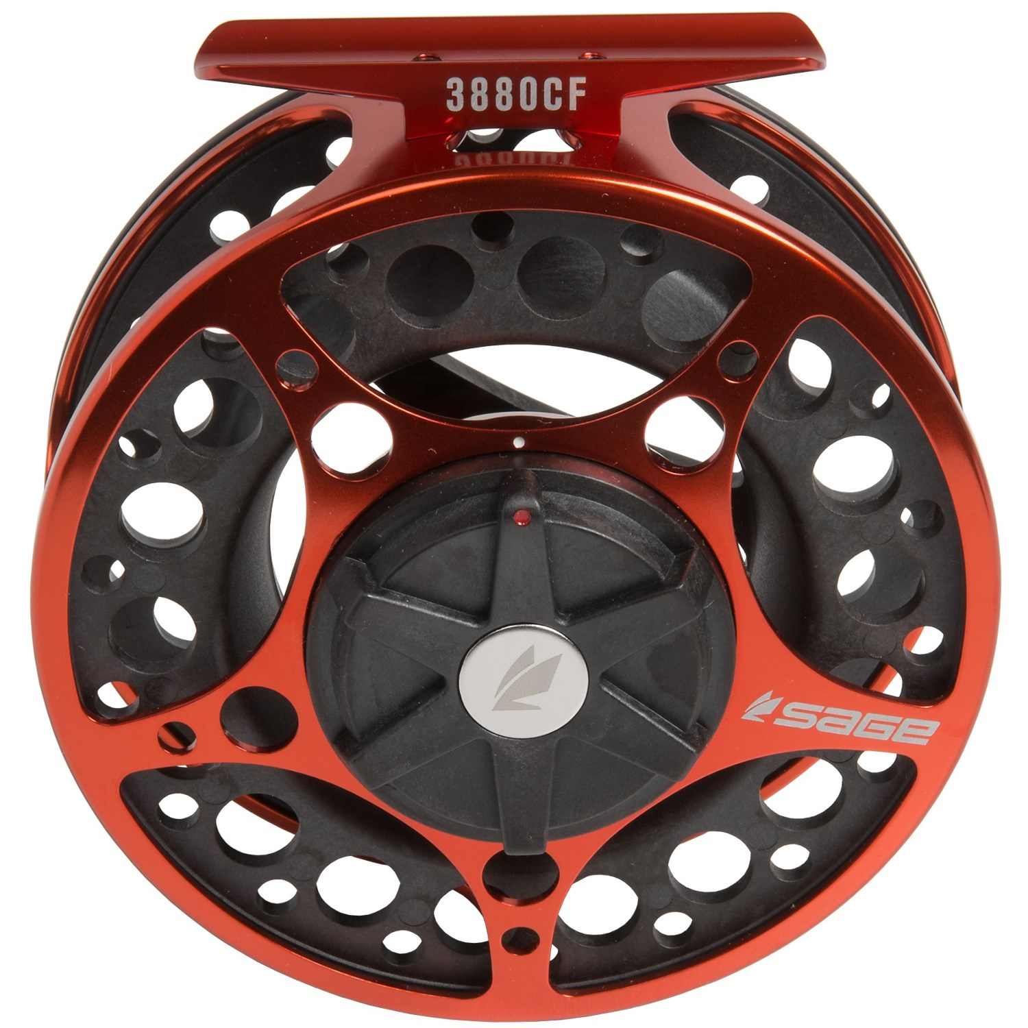 Sage 3880cf fly fishing reel 7 8wt 5316h save 63 for Fly fishing closeouts