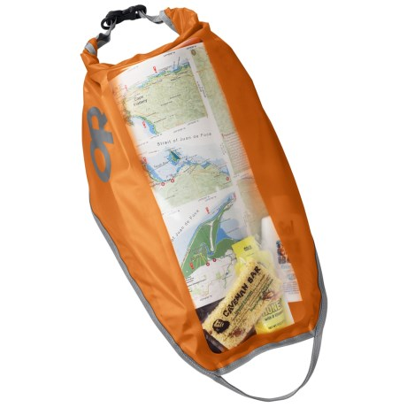 Outdoor Research Flat Dry Bag - 15L