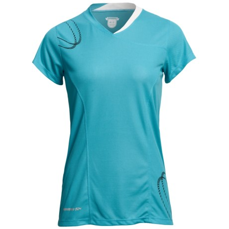 Karhu Fast Running T-Shirt - Short Sleeve (For Women)