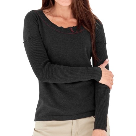Royal Robbins Cottonwood Pullover Sweater (For Women)