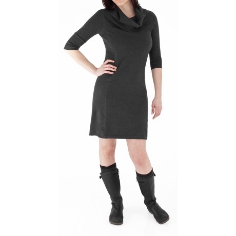 Royal Robbins Cottonwood Dress - 3/4 Sleeve (For Women)