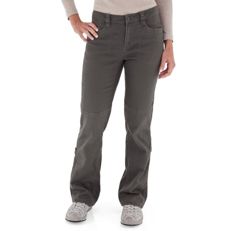 Royal Robbins Kick Around Roll-Up Pants - UPF 50+, Stretch Canvas (For Women)
