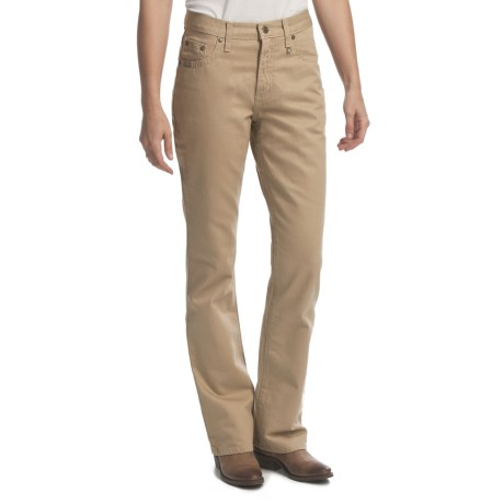 Rockies Cody Jeans - Natural Rise, Relaxed Fit, Bootcut (For Women)