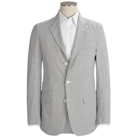 Scott James Arden Seersucker Jacket (For Men)