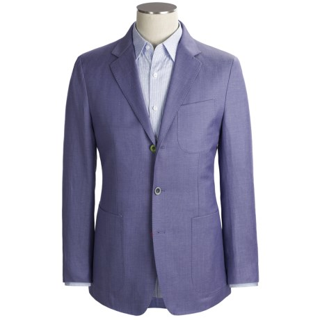 Scott James August Jacket - Wool-Linen (For Men)