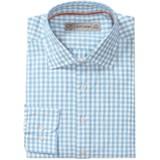 Scott James Jonathan Mini Check Shirt - Long Sleeve (For Men)