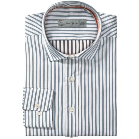 Scott James Lenny Shirt - Long Sleeve (For Men)