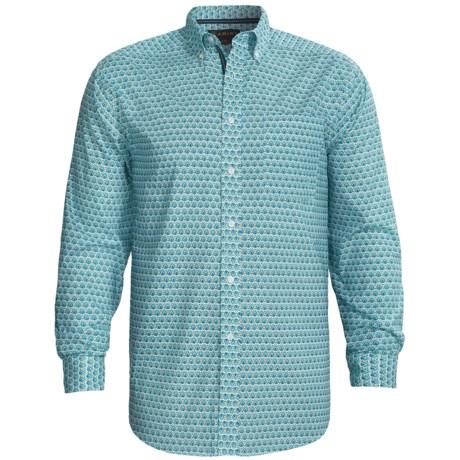 Ariat Max Shirt - Cotton Poplin, Long Sleeve (For Men)