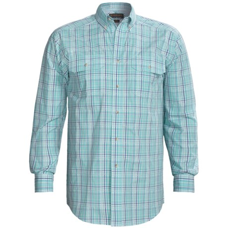 Ariat Jody Double Pocket High-Performance Shirt - Long Sleeve (For Men)