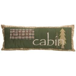 """C & F Enterprises Decorative Pillow - 8x20"""""""