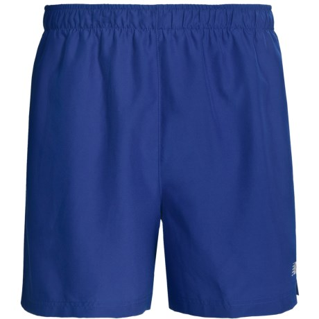 New Balance On the Rise Shorts - Built-In Brief (For Men)