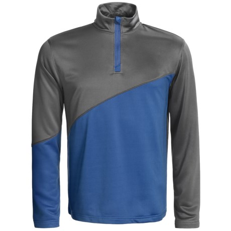 New Balance Axis Pullover - Zip Neck, Long Sleeve (For Men)