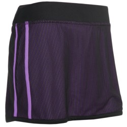 New Balance Mesh Skirt - Built-In Brief (For Women)