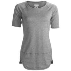 New Balance Tunic Shirt - Short Sleeve (For Women)