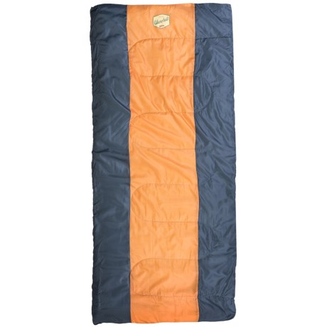 Adamsbuilt Fishing Adams Built Gear 25°F Pequop Sleeping Bag - Synthetic, Rectangular