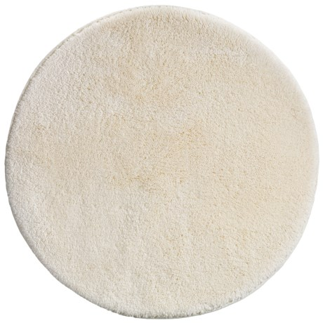 Bellora Hospitality Hotel Quality Round Bath Rug - 24""