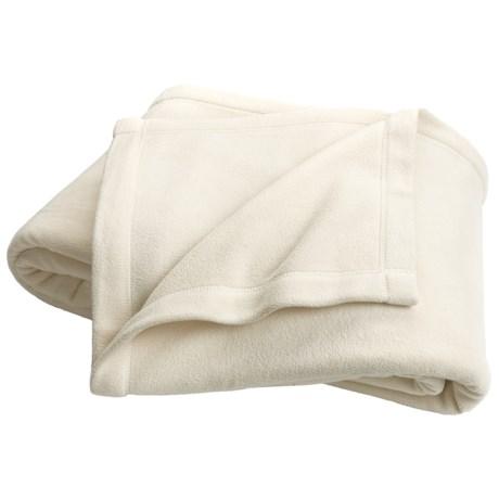 Bellora Hospitality Fleece Blanket - King, 240gsm
