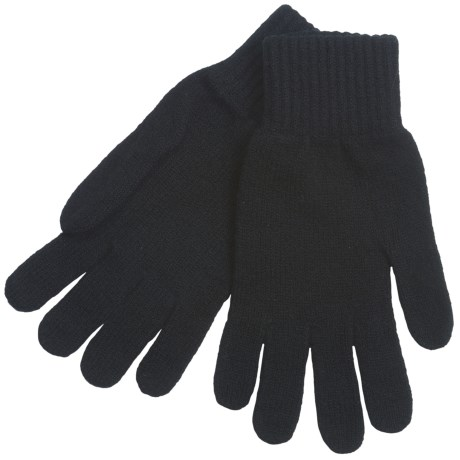 Johnstons of Elgin Lambswool Gloves (For Men and Women)