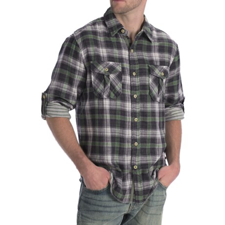 True Grit Vintage Plaid Shirt - Long Sleeve (For Men)