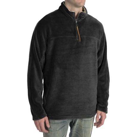 True Grit Flurr Pullover Jacket - Zip Neck (For Men)