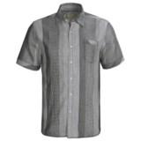 True Grit Vince Check Shirt - Short Sleeve (For Men)