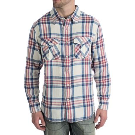 True Grit Regatta Plaid Shirt - Long Sleeve (For Men)