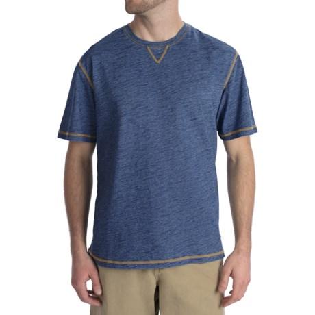 True Grit Slub Jersey T-Shirt - Crew Neck, Short Sleeve (For Men)