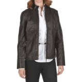 FDJ French Dressing Faux-Leather Jacket (For Women)