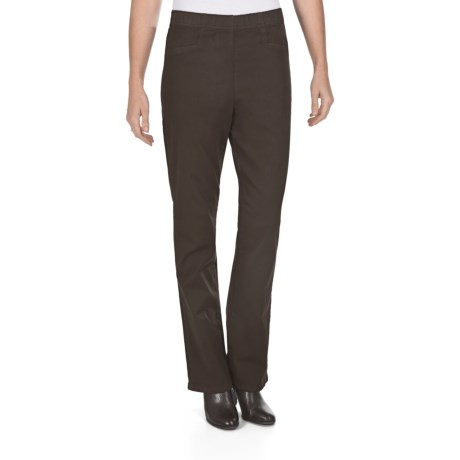 FDJ French Dressing Suzanne Stretch Cotton Leggings - Bootcut (For Women)