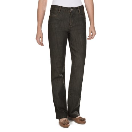 FDJ French Dressing Olivia Euro Denim Jeans - Straight Leg (For Women)