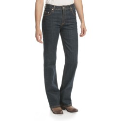 Lawman Madison Bootcut Jeans - Mid Rise, Slim Fit (For Women)