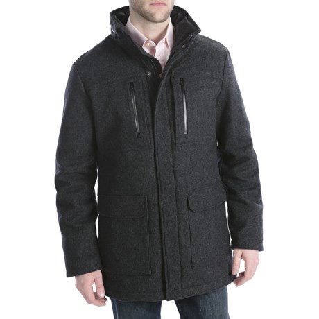 Victorinox Swiss Army Wool Explorer Jacket (For Men)
