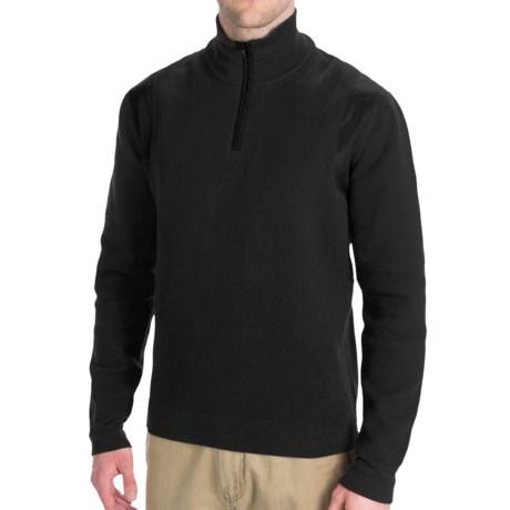 Victorinox Traveler Sweater - Zip Neck (For Men)